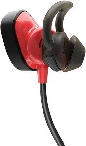 ボーズ サウンドスポーツ パルス 7625180010 Bose SoundSport Pulse Wireless Headphones, Power Red イヤホン パワーレッド