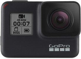 GoPro HERO7 Black CHDHX-701-FW ゴープロ ヒーロー7 ブラック ウェアラブル アクション カメラ (並行輸入品)