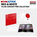 APINK 5 th CONCERT PINK COLLECTION [RED amp WHITE] DVD(CODE ALL) 送料無料
