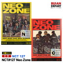 期間限定特価★ 2種セット NCT 127 正規2集 [NCT#127 Neo Zone] 韓国音楽チャート反映 和訳つき 送料無料