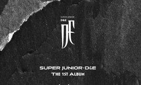 3種SET SUPERJUNIOR D&E 正規1集COUNTDOWN 初回ポスター CD アルバム 韓国音楽チャート反映 1次予約 送料無料