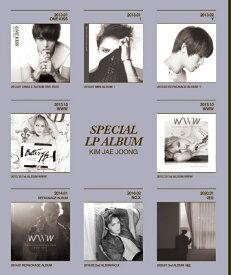 KIMJAEJOONG SPECIAL LP ALBUM 1次予約 送料無料
