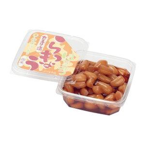 【セット販売】 蜂蜜漬 らっきょう たまり漬 健康補助食品 国産 230g×2袋