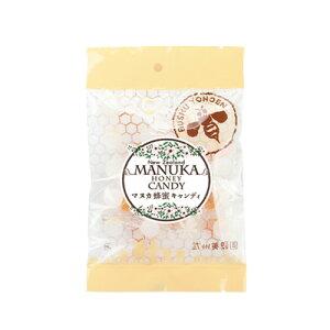 マヌカキャンディ 60g マヌカ キャンディ 飴 蜂蜜 はちみつ ハチミツ マヌカハニー マヌカ蜂蜜 キャンディー