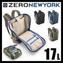 ゼロニューヨーク ミッドタウン バックパック 17L ZERO-NEWYORK 80774