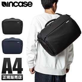 【ポイント10倍】インケース incase ビジネスバッグ メッセンジャーバッグ メンズ A4 icon-sling