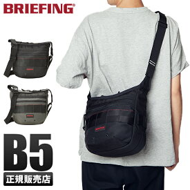 【楽天カード+4倍|7/15限定】ブリーフィング USA ショルダーバッグ BRIEFING brf105219