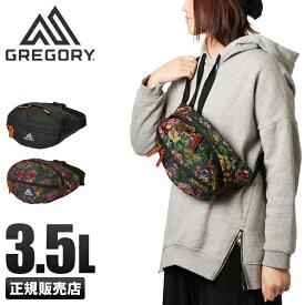 【楽天カード+4倍|5/5限定】グレゴリー クラシック ウエストバッグ 3.5L GREGORY tailmate-xs