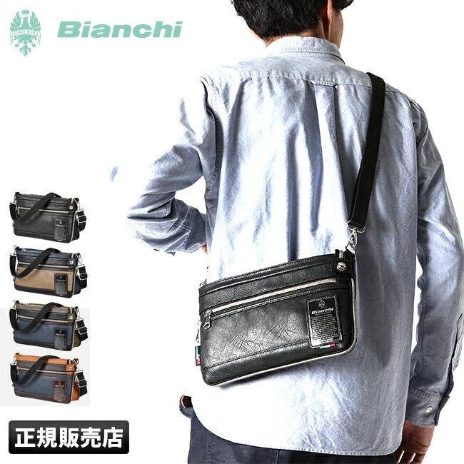 ビアンキ ショルダーバッグ サコッシュ ミニ 小さめ 小さい 防水 メンズ レディース Bianchi TBPI-10
