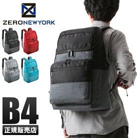 【在庫限り】ZERO NEWYORK ゼロニューヨーク UPTOWN アップタウン リュック メンズ レディス ユニセックス カジュアル バックパック デイバッグ【80785】