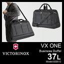 【日本正規品】ビクトリノックス VX One ビジネスダッフル ボストンバッグ 37L 600613