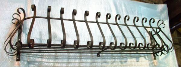 【日本製】フラワーバルコニーS-1400mm【ロートアイアン・プランター:在庫】溶融亜鉛メッキ錆止め加工