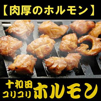 十和田コリコリ ホルモン(焼肉用味付)500gx2【送料無料】【青森】