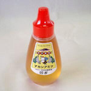 アカシア 蜂蜜 国産はちみつ ポリ容器 300g ハチミツ【送料無料】【産地直送】【軽井沢みやげ】【荻原養蜂園】