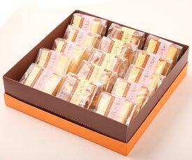 オリジナルパウンドケーキ ミセス横浜 15コ入り箱 パティスリーフェアベール