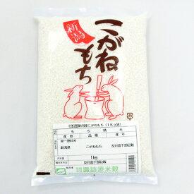 【1000円ポッキリ 送料無料】新潟県産 もち米 こがねもち 30年産 900g【すわげんの省洗米】