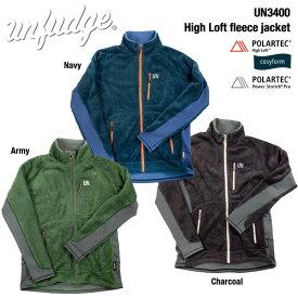 UN / Unfudge UN3400 High Loft fleece jacket / アンファッジ POLARTECフリースジャケット