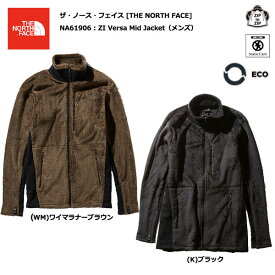 THE NORTH FACE NA61906 ZI Versa Mid Jacket / ザ・ノースフェイス ジップインバーサミッドジャケット(メンズ/フリース)