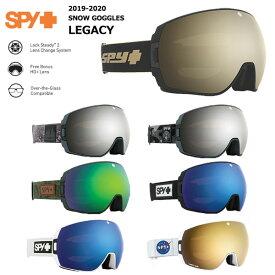 SPY OPTIC Snow Goggle LEGACY 2019-2020model スパイ スノーゴーグル レガシー