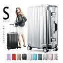 スーツケース キャリーバッグ フレーム キャリーケース S サイズ かわいい 一年間保証 TSAロック搭載 軽量  2日 3…