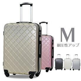 【6,280円→4,380円で!!】スーツケース キャリーバッグ  キャリーケース Mサイズ  4日〜7日用 中型  一年間保証 TSAロック搭載 suitcase TANOBI HYX6018目玉