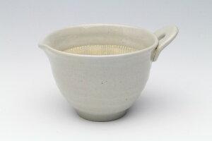 粉引 納豆すり鉢(大)