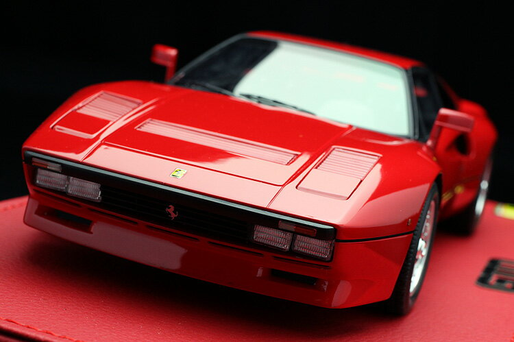 【平日即日発送可能】BBR 1/18 フェラーリ Ferrari 288GTO Rosso Corsa 1984 P18112V モデルカー ミニカー 送料無料