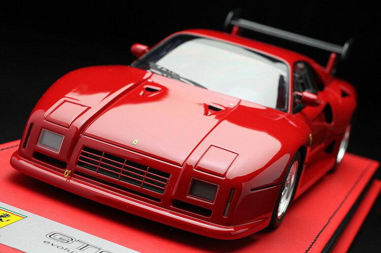 【平日即日発送可能】 MRcollection LookSmart 1/18 フェラーリ 288 GTO Evoluzione display case ferrari モデルカー ミニカー 送料無料