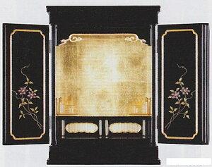 金仏壇 塗 小型 仏壇 20号