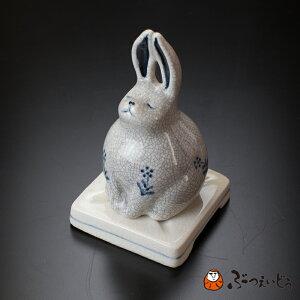 仏具 うさぎ香炉 仏具 香炉 陶器