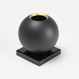 仏具・小鞠3点セット(黒)仏具セット仏具銅器具足真鍮