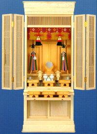 スリムな 床置 型の 御霊舎 特選 祭壇宮 「京」 20号( 祖霊舎 )