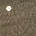 ふんわり暖かな 圧縮ウール ヘリンボーングレー/グレー 130cm幅50cm単位 はかり売り 生地 ワンピース