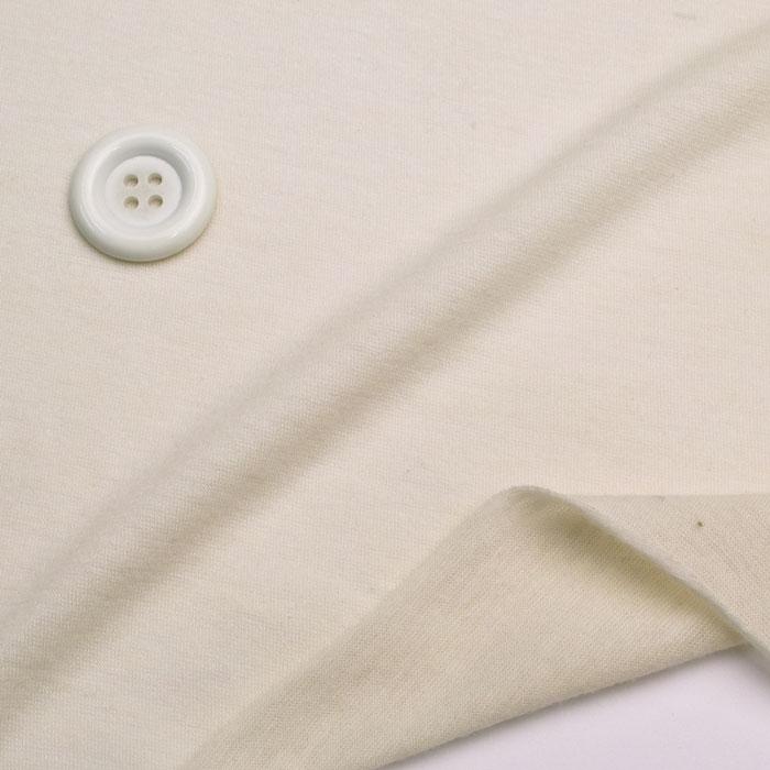 暖か 軽い カットソー向きカシミヤ 天竺ニット105センチ幅 きなりTシャツ はおりもの50cm単位 はかり売り 手芸 クラフト 生地