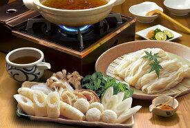 秋田 物産中仙 比内地鶏 炭火焼 きりたんぽ鍋セット 4人前 稲庭うどん付 送料無料