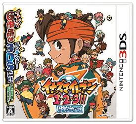 イナズマイレブン1・2・3!! 円堂守伝説 (特典なし) - 3DS 【中古】