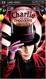 チャーリーとチョコレート工場(UMD Video) 【中古】