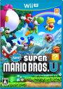 New スーパーマリオブラザーズ U - Wii U 【中古】