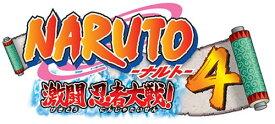 NARUTO-ナルト-激闘忍者大戦!4 【中古】
