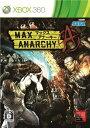 MAX ANARCHY - Xbox360 【中古】