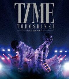 【すぐに使えるクーポン有!2点で50円、5点で300円引き】東方神起 LIVE TOUR 2013 ~TIME~ (特典ポスター無) (Blu-ray Disc) 【中古】