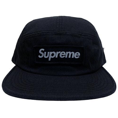 Supreme (シュプリーム) NYCO TWILL CAMO CAMP CAP