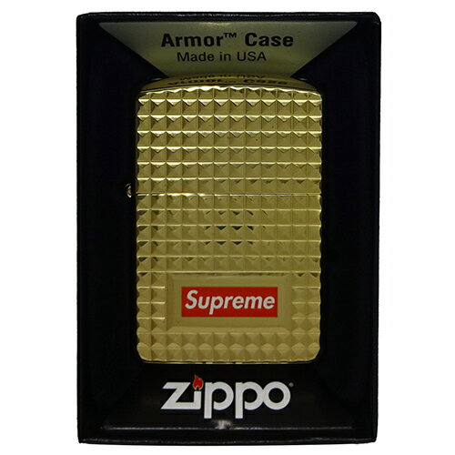 Supreme (シュプリーム) DIAMOND CUT ZIPPO