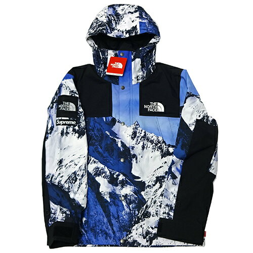 Supreme (シュプリーム) × THE NORTH FACE (ノースフェイス) MOUNTAIN PARKA