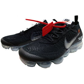 NIKE (ナイキ) × OFF WHITE VIRGIL ABLOH THE 10: AIR VAPORMAX FK 【AA3831-002】