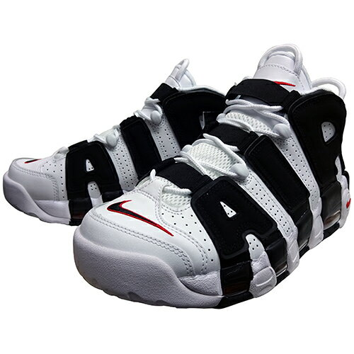 "NIKE (ナイキ) AIR MORE UPTEMPO ""IN YOUR FACE"" 【414962-105】"