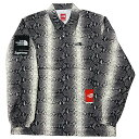 Supreme (シュプリーム) × THE NORTH FACE (ノースフェイス) SNAKESKIN TAPED SEAM COACHES JKT 【NP11803】
