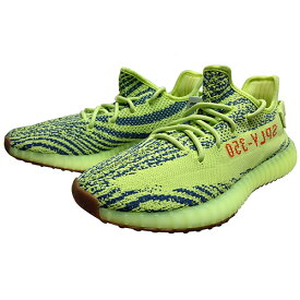 "adidas originals (アディダス) × KANYE WEST YEEZY BOOST 350 V2 ""SEMI FROZEN YELLOW"" 【B37572】"