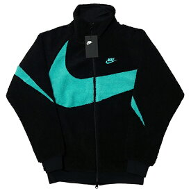 "NIKE (ナイキ) × atmos (アトモス) BIG SWOOSH BOA JACKET ""AS M NSW VW SWSH FULL ZIP JACKET"" 【BQ6546-013】"
