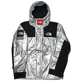 Supreme (シュプリーム) × THE NORTH FACE (ノースフェイス) METALLIC MOUNTAIN JACKET 【SP11801】